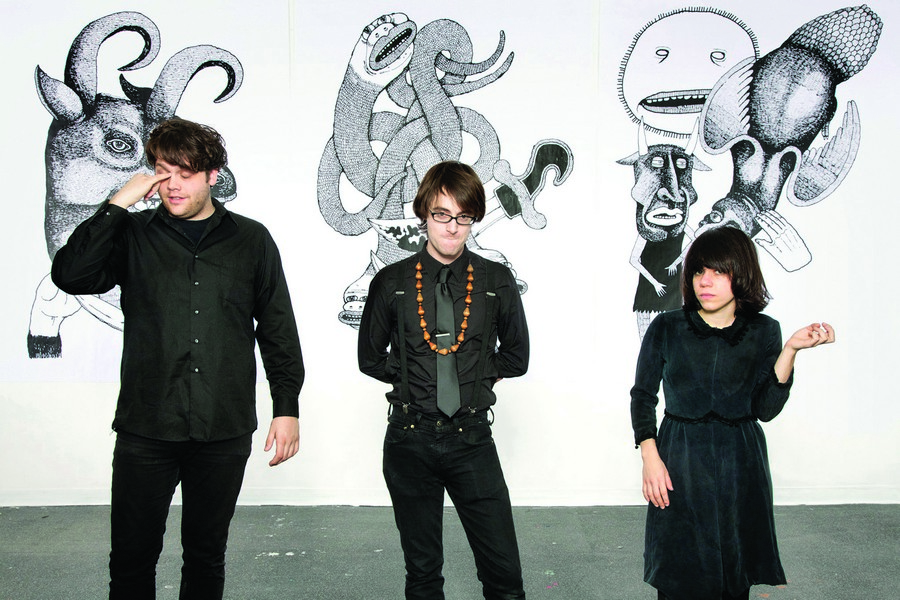 Screaming Females + Radiator Hospital + Espejos